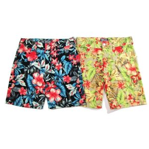 【KINGSIZE】ALOHA SHORT PANTS
