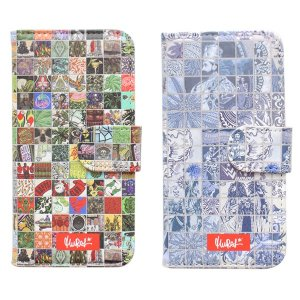 【MURAL】TILES i-Phone CASE / LAST iPhone6/6s MULTI