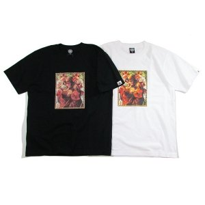 【ANDSUNS】MANS RUIN TEE / LAST WHITE L