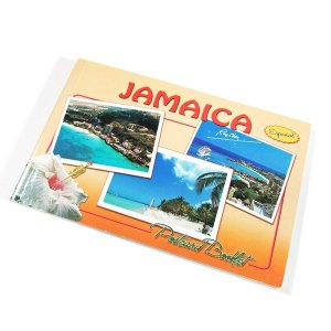 【Jamaica Goods】JAMAICA POSTCARD BOOKLET