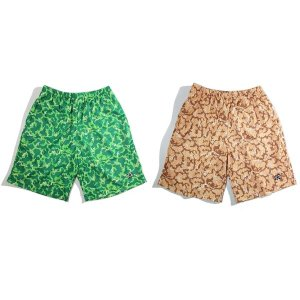 【DUPPIES】BEYOND CAMO EASY SHORTS