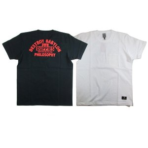 【DUPPIES】SHORT SLEEVE POCKET TEE-SHIRTS / LAST WHITE L