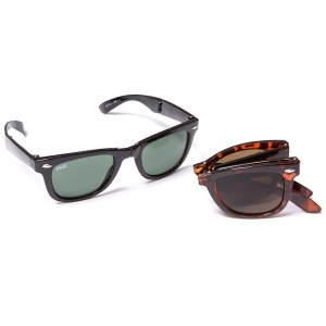 【IRIE by irielife】IRIE BOSTON SUNGLASSES / LAST BLACK