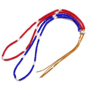【IRIE LIFE】BEADS NECKLACE / LAST BLUE