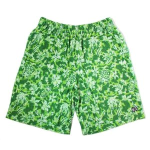 【DUPPIES】TROPICAL BEYOND CAMO / PILE EASY SHORTS