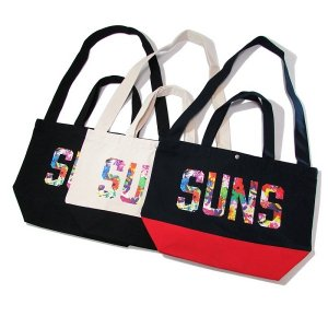 【ANDSUNS】FLOWER GARDEN TOTE