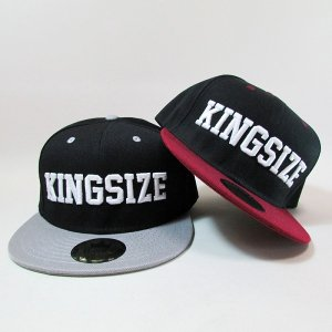 【KINGSIZE】LEAGUE LOGO CAP