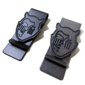 【DUPPIES】SADEMON / MONEY CLIP