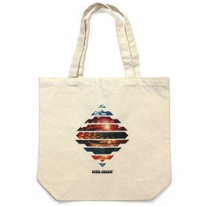 【VINYL JUNKIE】VJ MANY MOODS OF VJ TOTE BAG