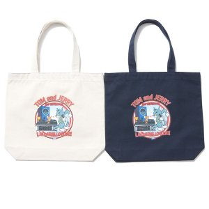 【IRIE by irielife】×TOM & JERRY TOTE BAG / LAST NATURAL