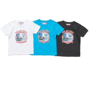 【IRIE by irielife】×TOM & JERRY KIDS TEE / KIDS / LAST TURQUOISE 120