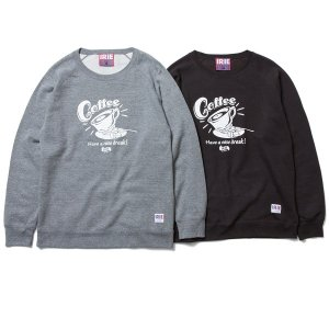 【IRIE by irielife】RECORD BREAK SWEAT CREW