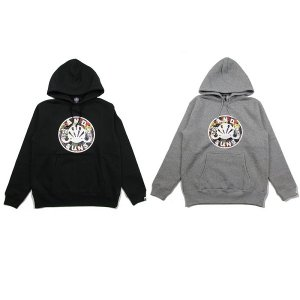 【ANDSUNS】LEADERS PULLOVER / LAST BLACK XL