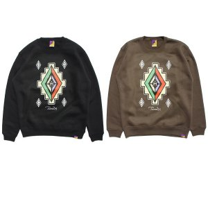 【Tome2H】MEXICAN CREW SWEAT