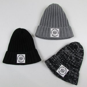 【ANDSUNS】OFFICINE BEENIE / LAST GRAY