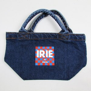【IRIE by irielife】CHECKER FLAG MINI TOTE BAG