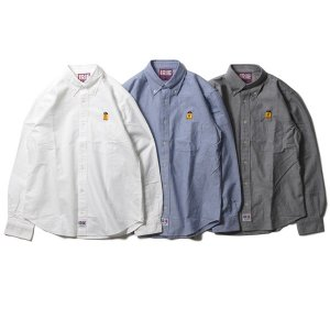 【IRIE by irielife】IRIE RECORD B.D SHIRT / LAST BLUE L