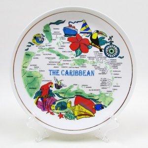 【JAMAICA GOODS】PLATE / CARIBBEAN