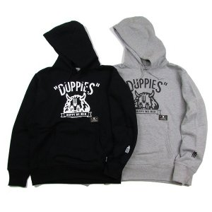 "【DUPPIES】HOODED SWEAT SHIRTS ""SC HARF"""