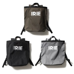 【IRIE by irielife】2WAY REFLECTOR BAG / LAST KHAKI