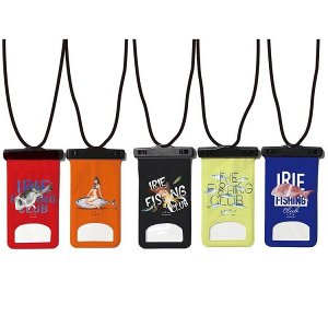 【IRIE FISHING CLUB】WATER PROOF MOBILE CASE