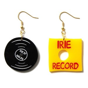 【IRIE by irielife】IRIE RECORD PIERCED -IRIE for GIRL-