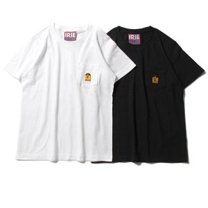 【IRIE by irielife】IRIE RECORD POCKET GIRL TEE -IRIE for GIRL-