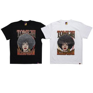 【Tome2H】THE MISEDUCATION T-SHIRT / LAST BLACK
