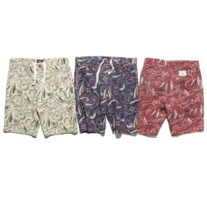 【MURAL】TRADITION B.S. SHORTS / LAST NAVY M