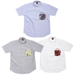 【MURAL】TRADITION B.S. POCKET OX SHIRT