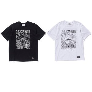 【DUPPIES】× NEIGHBORHOOD NHDP-2 / C-TEE. SS / LAST BLACK M