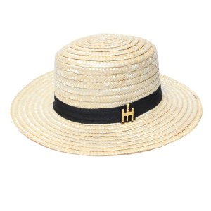 【Tome2H】BOATER HAT