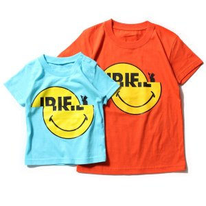 【IRIE by irielife】SLIDE SMIRIE KIDS TEE / KIDS