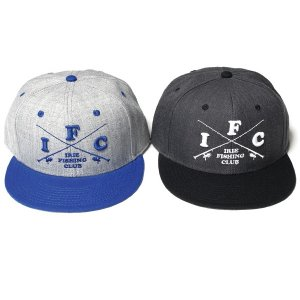 【IRIE FISHING CLUB】I.F.C CROSS ROD CAP
