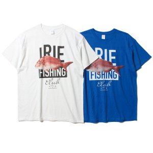 【IRIE FISHING CLUB】TAI LOVER TEE / LAST BLUE M