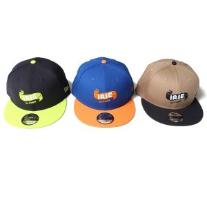 【IRIE by irielife】× NEW ERA 2TONE RIBBON LOGO CAP