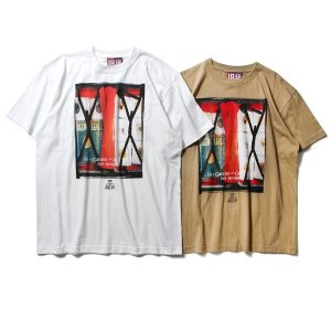 【IRIE by irielife】NOT SMUGGLER TEE / LAST WHITE M