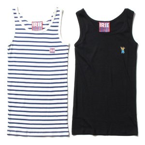 【IRIE by irielife】IRIE WAPPEN GIRL TANK TOP -IRIE for GIRL-<img class='new_mark_img2' src='//img.shop-pro.jp/img/new/icons5.gif' style='border:none;display:inline;margin:0px;padding:0px;width:auto;' />
