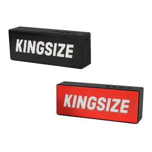 【KINGSIZE】BOX LOGO Bluerooth SPEAKER