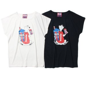 【IRIE by irielife】IRIE FROZEN BEAR GIRL TEE -IRIE for GIRL-