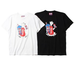 【IRIE by irielife】IRIE FROZEN BEAR TEE<img class='new_mark_img2' src='//img.shop-pro.jp/img/new/icons5.gif' style='border:none;display:inline;margin:0px;padding:0px;width:auto;' />