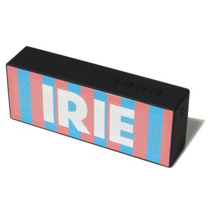 【IRIE by irielife】IRIE BLUETOOTH SPEAKER<img class='new_mark_img2' src='//img.shop-pro.jp/img/new/icons5.gif' style='border:none;display:inline;margin:0px;padding:0px;width:auto;' />