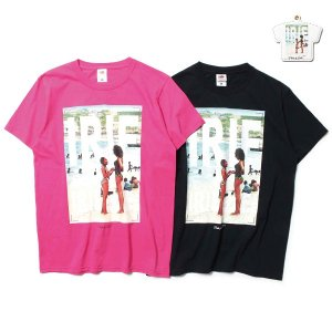 【IRIE by irielife】 ×SAMI-T JAMAICA PICS GIRL TEE -IRIE for GIRL-