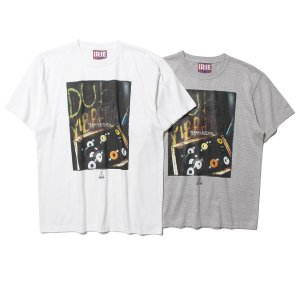 【IRIE by irielife】TREASURE BOX TEE / LAST GRAY