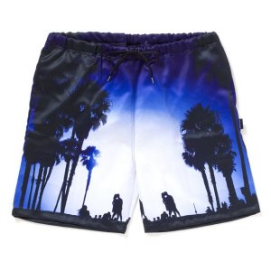 "【APPLEBUM】""SUNSET"" SWIM PANTS / LAST L"