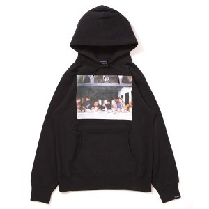 "【APPLEBUM】""BRONX LAST SUPPER"" SWEAT PARKA / LAST M"