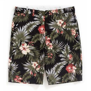 【APPLEBUM】BOTANICAL SHORT PANTS / LAST M