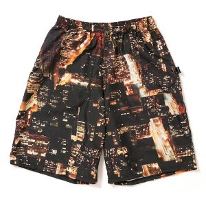 "【APPLEBUM】""MOSAIC BABYLON"" BASKETBALL PANTS / LAST M"