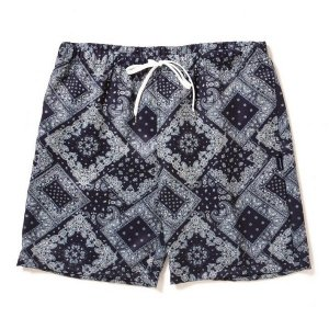 【APPLEBUM】PAISLEY SWIM PANTS