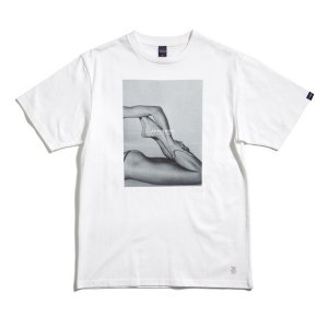 "【APPLEBUM】""BLACK&WHITE PHOTO"" T-SHIRT / LAST M"
